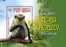 Grenada Grenadines  2018 fauna animals land mammals I201805