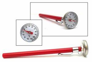 Teethermometer analog im Etui 15cm