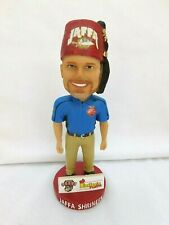 Altoona Curve JAFFA SHRINERS Bobblehead Bobble Head SGA 2019