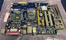 Foxconn MicroATX Motherboard 45GMX UYRM80801787 Socket LGA 775 DDR2 *Tested*