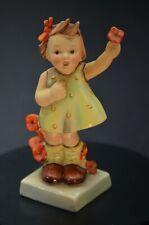 """*Rare* Goebel Hummel Figurine - """"Spring Cheer"""" - # 72 - Tmk 1 Incised Crown"""