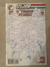 Gi Joe vs. Transformers Ii ( Ddp) #2 - Sketch Variant