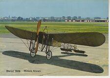Postcard 1320 - Aircraft/Aviation Bleriot 1909 Motore Anzani
