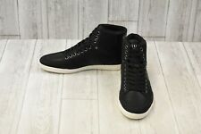 GUESS Fomo3 Hi Top Sneaker - Men's Size 7.5 - Black