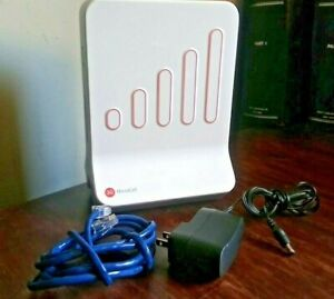 AT&T Cisco 3G MicroCell v2.0 Wireless Cell Phone Signal Booster DPH151-AT & Cord