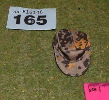 1/6 SCALE WW II GERMAN PEAK CAP FOR DRAGON IN DREAMS DID BBI FIGURES 165