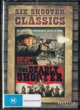 THE DEADLY SHOOTER - MICHAEL DUDIKOFF -  NEW & SEALED R4 DVD - FREE LOCAL POST