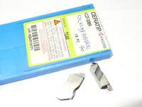 2 new Kyocera CERATIP Ceramic Inserts KCGP-3088R / Grade: TC40