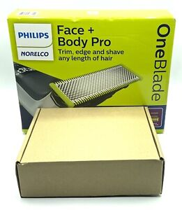 FREE SHIPPING!! Philips Norelco OneBlade Pro Face & Body Kit, Rechargeable