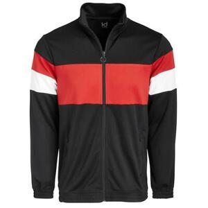 Ideology Mens Fitness Workout Running Track Jacket Athletic BHFO 7044