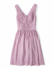Knee Length Viscose Party Cocktail Dresses for Women
