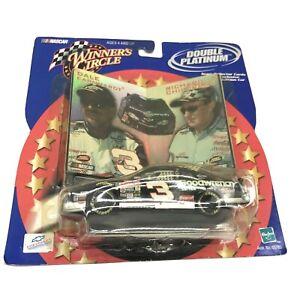 2001 Hasbro Winner's Circle Double Platinum Dale Earnhardt & Richard Childress