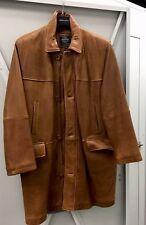 petroff mens leather jacket XL