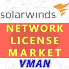 SolarWinds Virtualization Manager License - SLX, Permanent and Unlimited