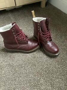 Dr Martens Serena Boots Size 5