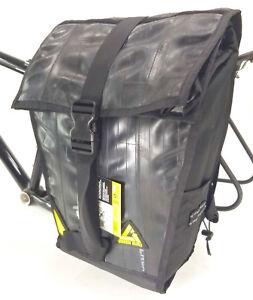 Green Guru Gear Bag Greenguru Bicycle Pannier & Backpack High Roller