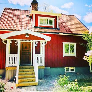 echte schwedische Konsolen / Kapitell - Haus+Fassaden+ Dekoration+ Möbel + Regal