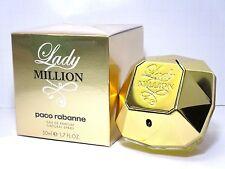 PACO RABANNE LADY MILLION Eau De Parfum Spray FOR WOMEN 1.7 Oz / 50 ml BRAND NEW