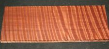 "Curly Redwood Lumber Block Carving Craft Art Knife Call 22"" Aaaaa"