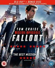 Mission Impossible - Fallout Blu-ray to Be Released 3rd December