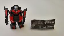 Hasbro Transformers Dark of the Moon Leadfoot Autobot Complete 2010 instructions