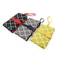 Baby Portable Folding Diaper Changing Pad Waterproof Mat Bag Travel Storage Jian