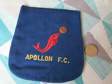 APOLLON FC Sud Africa / africana FOOTBALL CLUB / TEAM Blazer BADGE