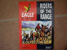 NEW BOOK FROM THE EAGLE CLASSIC SERIES RIDERS OF THE RANGE 1990
