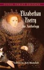 Elizabethan Poetry: An Anthology (Thrift Edition)