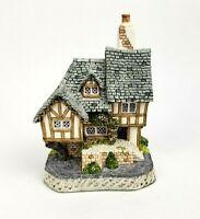 Vintage David Winter Cottages Collectors Guild SWAN UPPING COTTAGE
