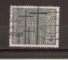 1956 Bund Mi. 248 gestempelt Kriegsgräberfürsorge