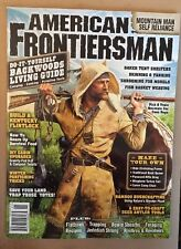 American Frontiersman Backwood Living Guide Survival Food 191 2015 FREE SHIPPING