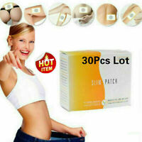 30X Strongest Slim Patch Weight Loss Burn Fat Diet Fast Acting Slimming Pads S8