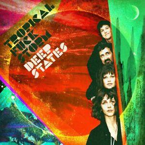 Tropical Fuck Storm - Deep States (Red Vinyl) VINYL LP