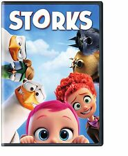 Storks DVD (2016) BRAND NEW* Kids, Animation Action*Adventure* NOW SHIPPING !