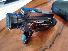 cinepresa vintage canon auto zoom 318M, 8mm con custodia