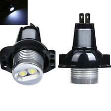 2x6W High Power For BMW Angel Eyes E90 E91LED Lights Ring Bulbs White Halo