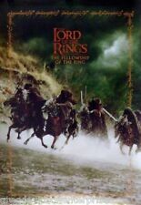 Lord Of The Rings 27x39 Fellowship Of The Ring-wraiths River Movie Poster 2001