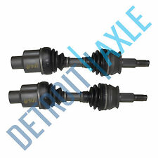 Complete Front Driver and Passenger Side CV Axle Shaft -Made in USA