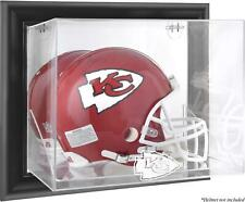 Kansas City Chiefs Black Framed Wall-Mounted Helmet Display - Fanatics