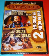 LA COLINA DE LAS BOTAS + EN EL OESTE SE PUEDE HACER AMIGOS / Bud Spencer - Preci