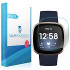 6x iLLumi AquaShield Screen Protector for Fitbit Versa 3