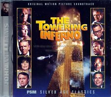 "John Williams ""THE TOWERING INFERNO"" score FSM 3000 limited CD Sold Out"
