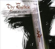THY MAJESTIE - SHIHUANGDI [DIGIPAK] NEW CD