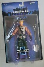 New The Shoveler Figure Mystery Men 1999 Universal Playing Mantis! A196