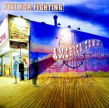 America Town by Five For Fighting (CD) LIKE NEW!