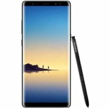 Samsung Galaxy Note8 64GB Black Bar Mobile Phones