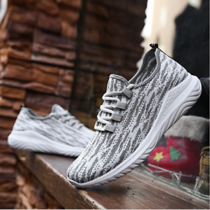 New Men's shoes Casual sports shoes Running shoes Breathable Athletic Shoes