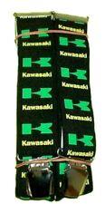Kawasaki Hosenträger 3 Farbig in Länge variabel Pantalones Suspenders adjustable