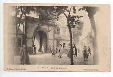ALGERIE Algerie française MEDEA la porte de Laghouat carte 1900
